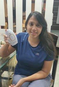 Erikka IPL Hair Removal Handset