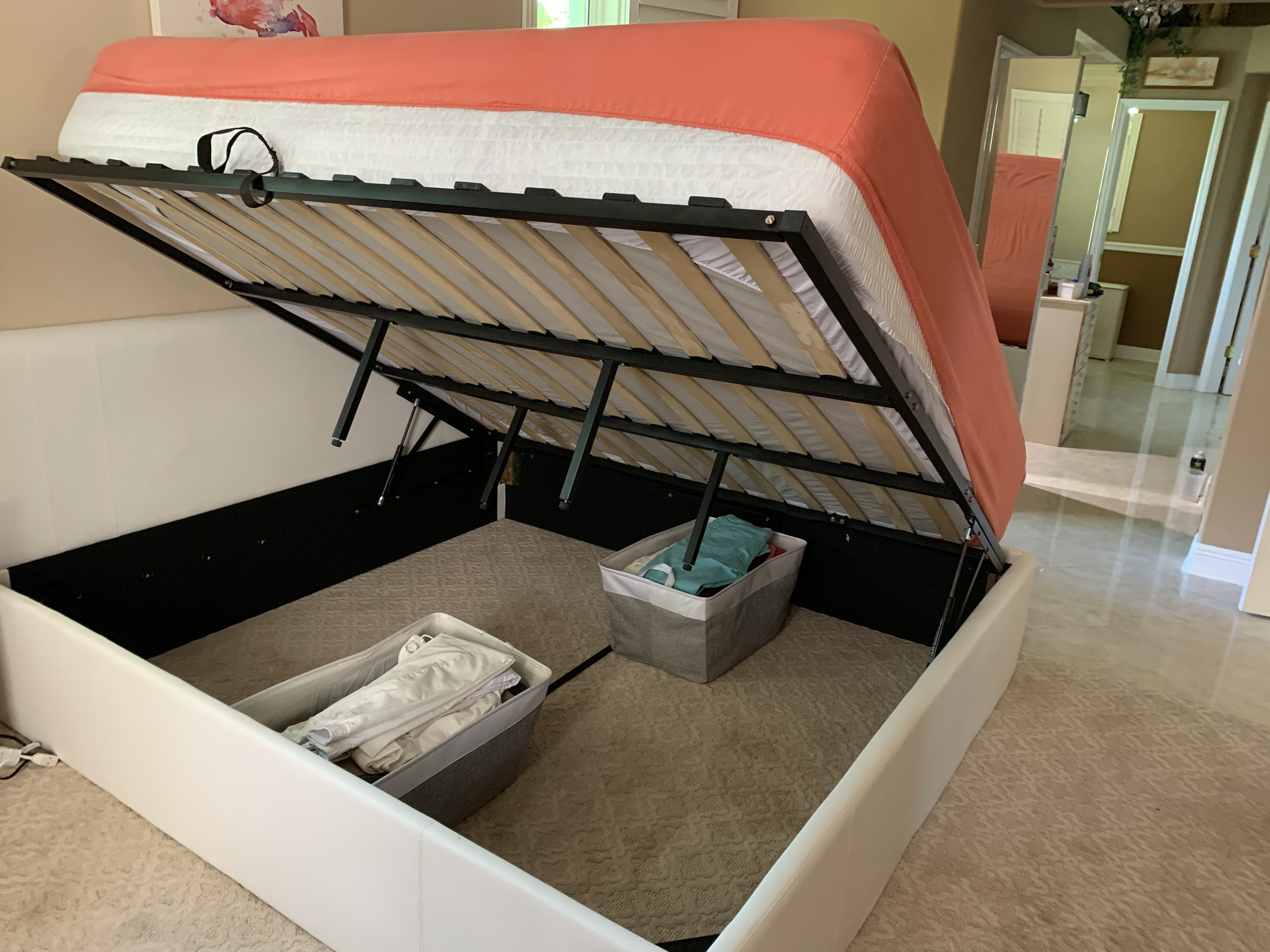 Reveal Twin Side Lifting Storage Bed Expand Furniture Folding Tables Smarter Wall Beds Space Savers