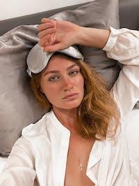 30 Momme 100% Pure Organic Silk Pillowcase