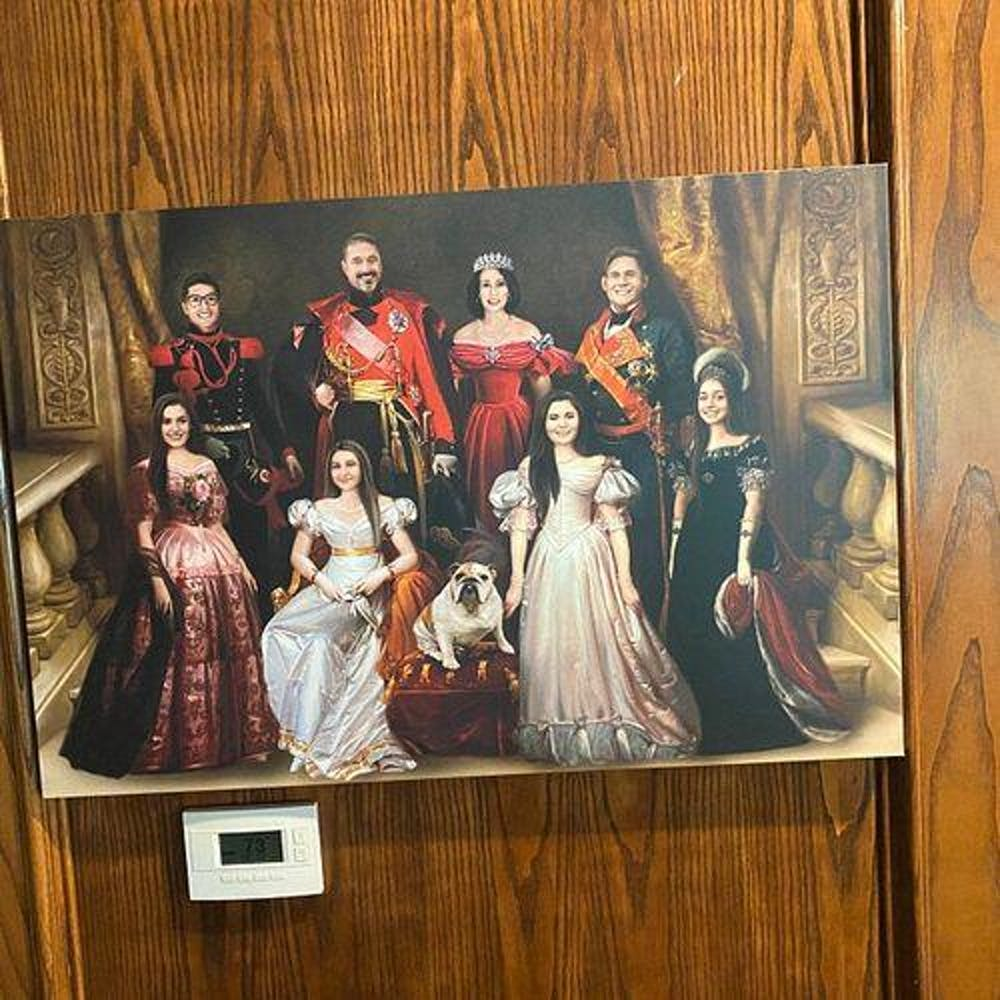 The Grand Countess Family Of Ten