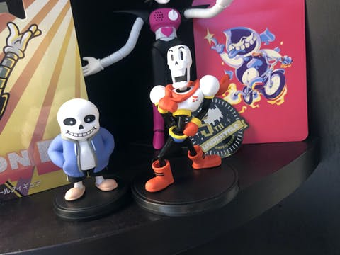 Sans Inaction Figure