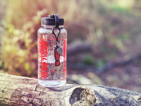 Metal Gear Solid Water Bottle