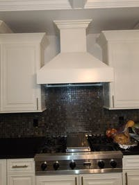 ZLINE 36 in. Wooden Wall Mount Range Hood in Valencia - Includes  Motor