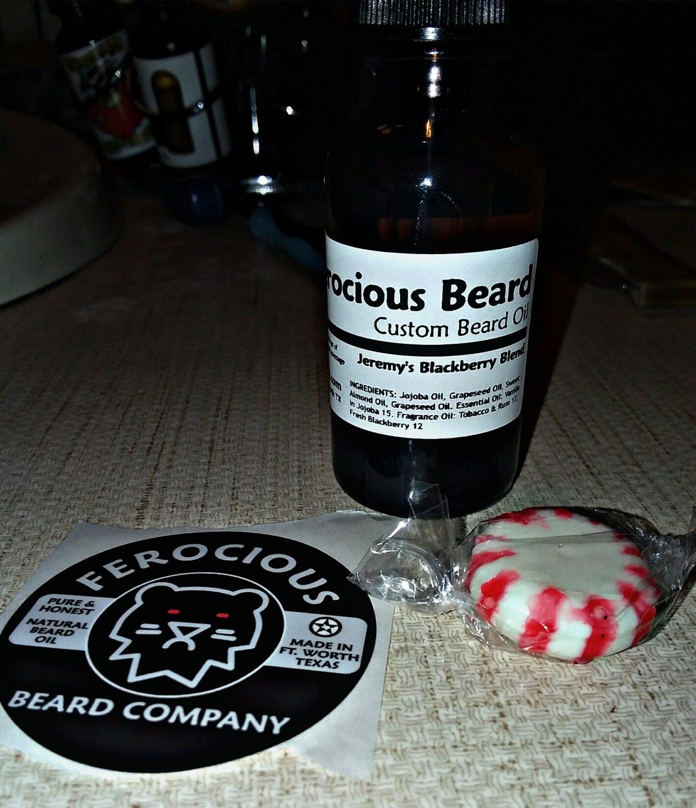 Create your OWN Beard Oil