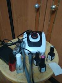 Professional Electric Nail Drill Machine 32W 35000RPM E-File Manicure Pedicure Machine