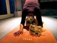 Flxbl yoga travel mat toplayer