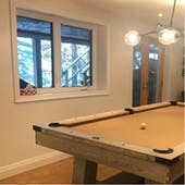 Playcraft Yukon River Slate Pool Table with Optional Dining Top
