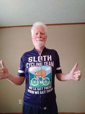 Sloth Cycling Team V5