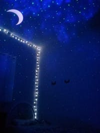 NEW! GlowUp LED Starry Night Sky Projector