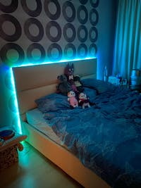 GlowUp LED USB Light Strip (Gaming or TV Backlight)