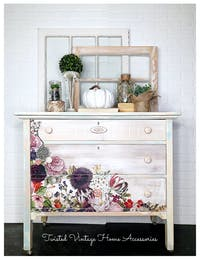 Redesign Decor Transfer - Wondrous Floral