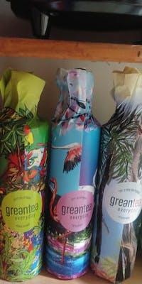 נא לבחור 4 בקבוקי גרינטי, כולל סדרת פריומיום חדשה