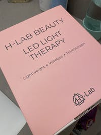 H-LAB Derma Touch Wireless 7 Color LED Mask Therapy