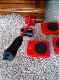 Kit de déplacement de meubles lourds