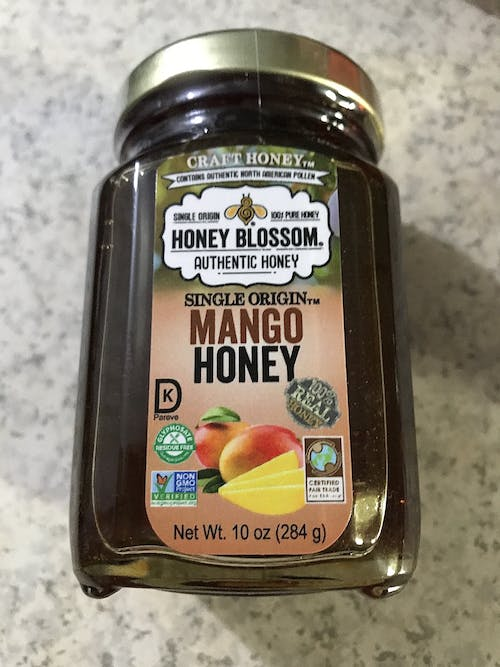 Mango Honey | ALL Natural Health Immunity Booster