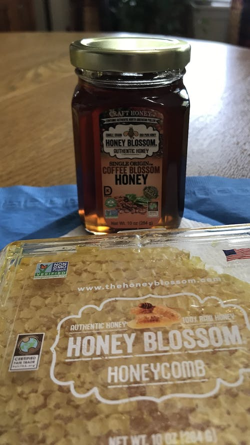 Coffee Blossom Honey - All Natural Health Immunity Booster