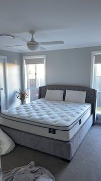 Bed Frame (Super King, King, Queen) - Hampton Elite