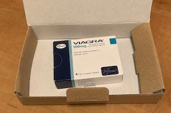 VIAGRA ORIGINAL 100 mg, Sildenafilo