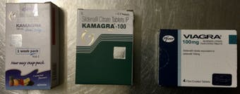 KAMAGRA GEL ORAL 100 mg