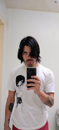 Angel of Death - Anime T-Shirt