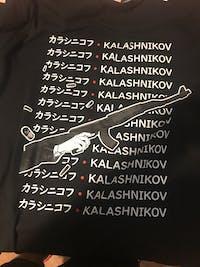 KALASHNIKOV - Anime T-Shirt