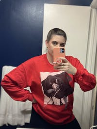 LEVI (CYBORG) - Anime Sweater