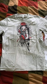MONONOKE (SPETSNAZ) - Anime T-Shirt
