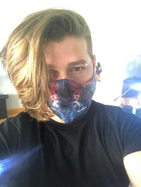 Custom Mask: Full Mask