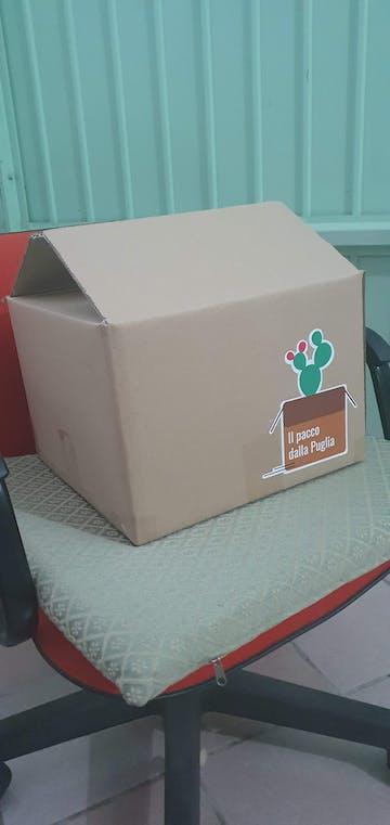 Il pacco dalla Puglia