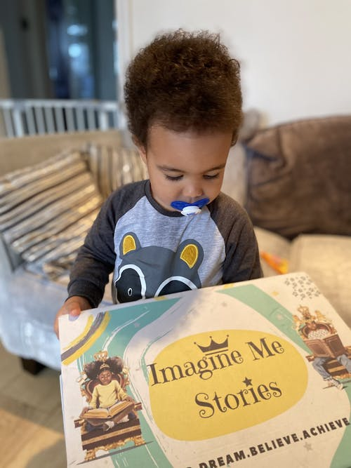 Imagine Me Stories - Monthly Subscription Box