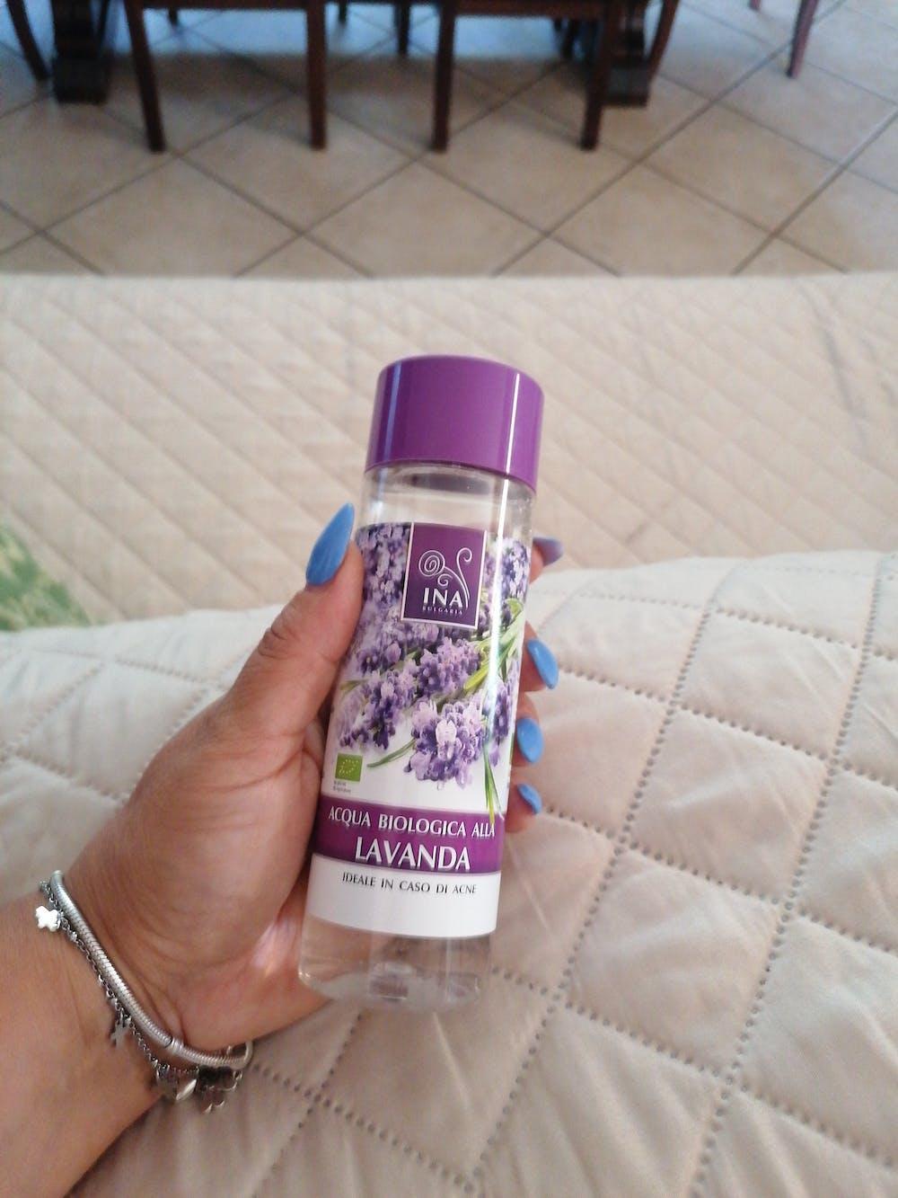 Acqua alla lavanda BIO - contro l'acne (200ml)