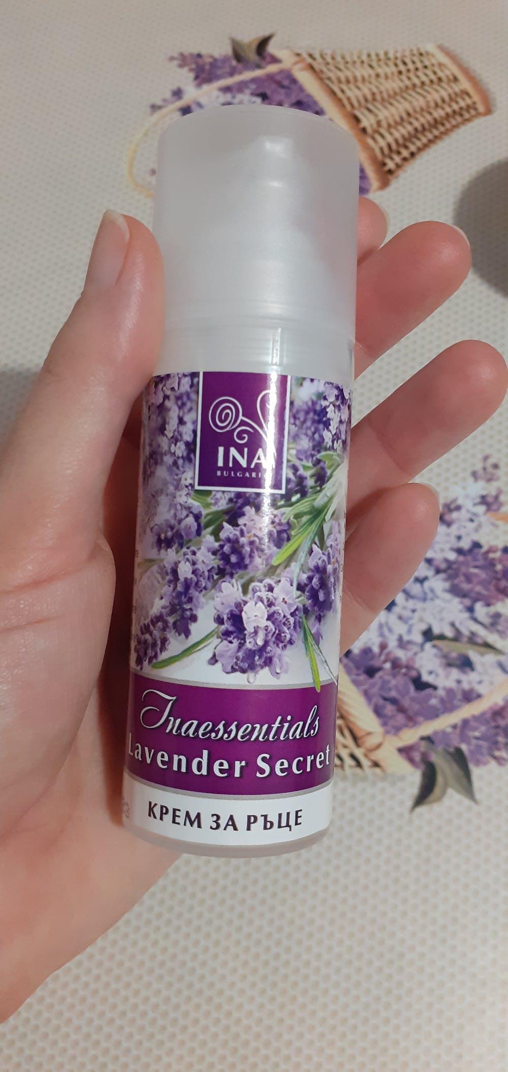 100% Натурален крем за Ръце - Lavender Secret - 50ml
