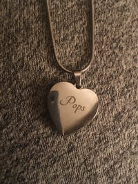 My Angel Memorial Necklace