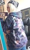 Aiko Sherpa Zip Hoodie