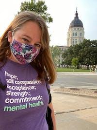 'Mental Health Is' Classic Tee