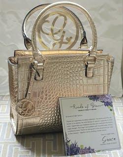 Gilte Future Sheer Handbag