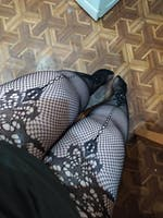 Plus Size Lace Stockings