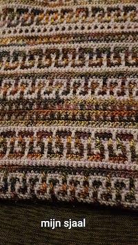 Cool Wool Melange 156 Lila
