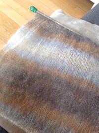 Breipakket Silkhair Haze lange sjaal