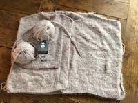 Breipakket Per Fortuna vestje in tricotsteek