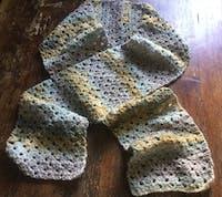 Haakpakket Lala Berlin Stripy sjaal