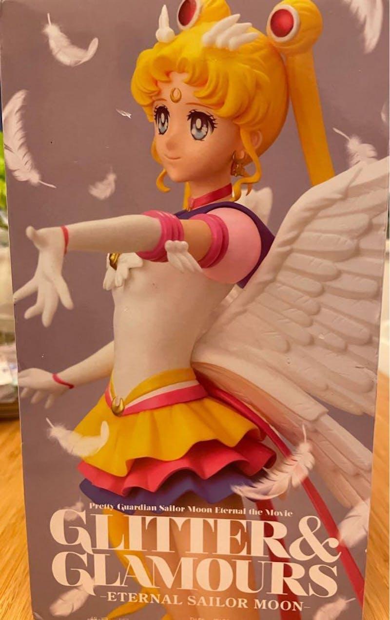 Sailor Moon Eternal Glitter & Glamours Eternal Sailor Moon (Ver.A)