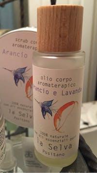 Orange & Lavender Body Oil