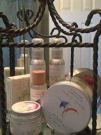 Complete aromatherapeutic treatment Orange & lavander