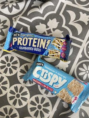 8 x Crispy Protein Bars - Mixed Box