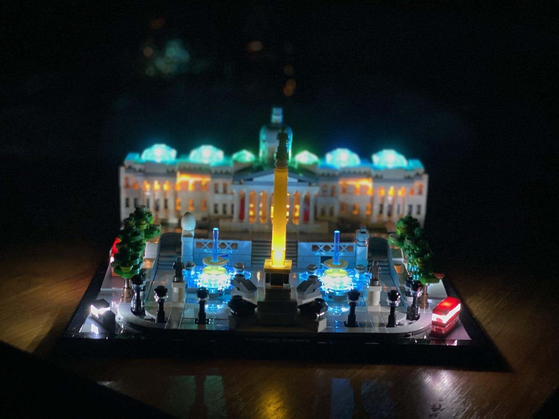 Light Kit For Trafalgar Square 21045