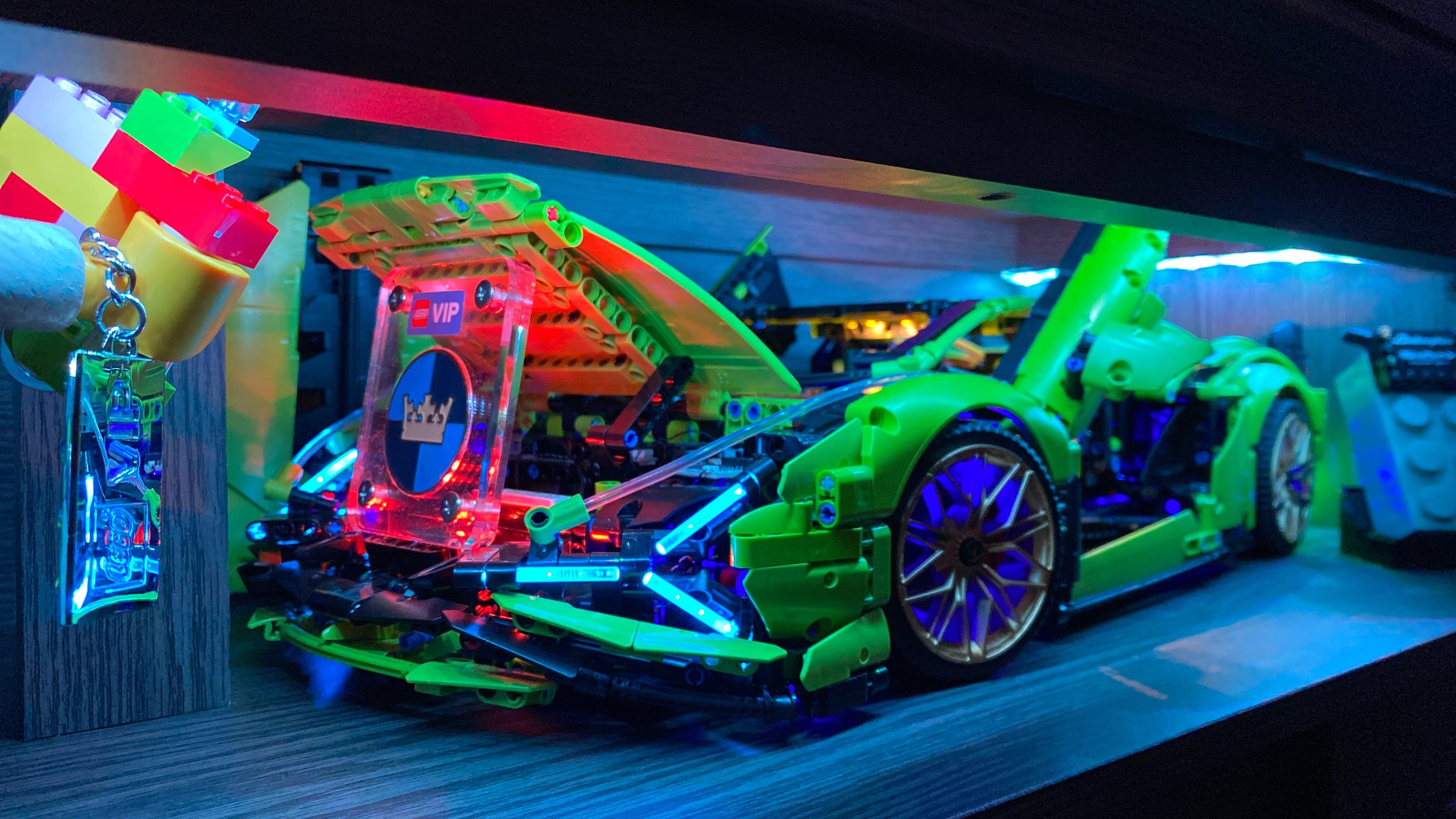 Light Kit For Lamborghini Sián FKP 37 42115