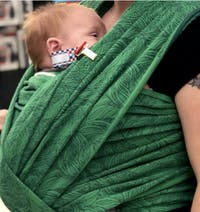 Didymos Baby Woven Wrap Green Thicket