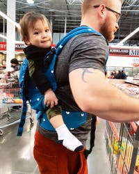 Playdate Tula Toddler Carrier
