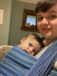 Didymos Baby Woven Wrap Aomi hemp